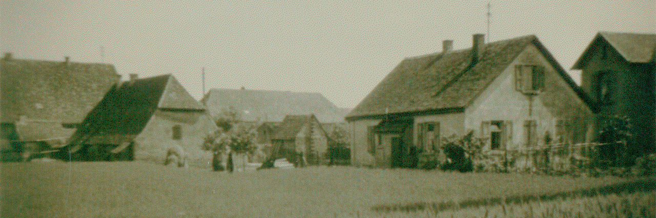 Strassenheim anno dazumal